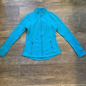 🍋Bright Blue Define Jacket From Lululemon Size 10